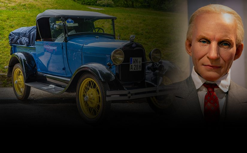 Successful Entrepreneurs: Henry Ford