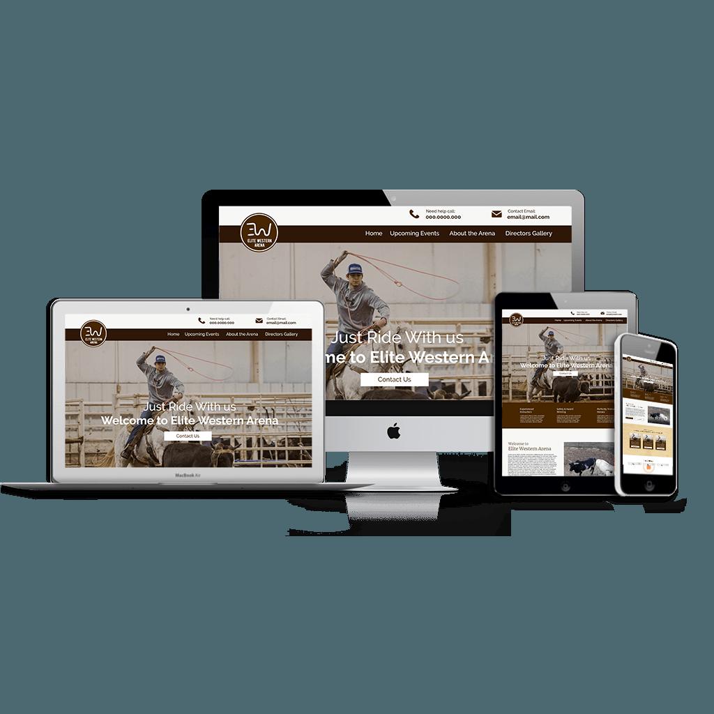 Web Mockup 6