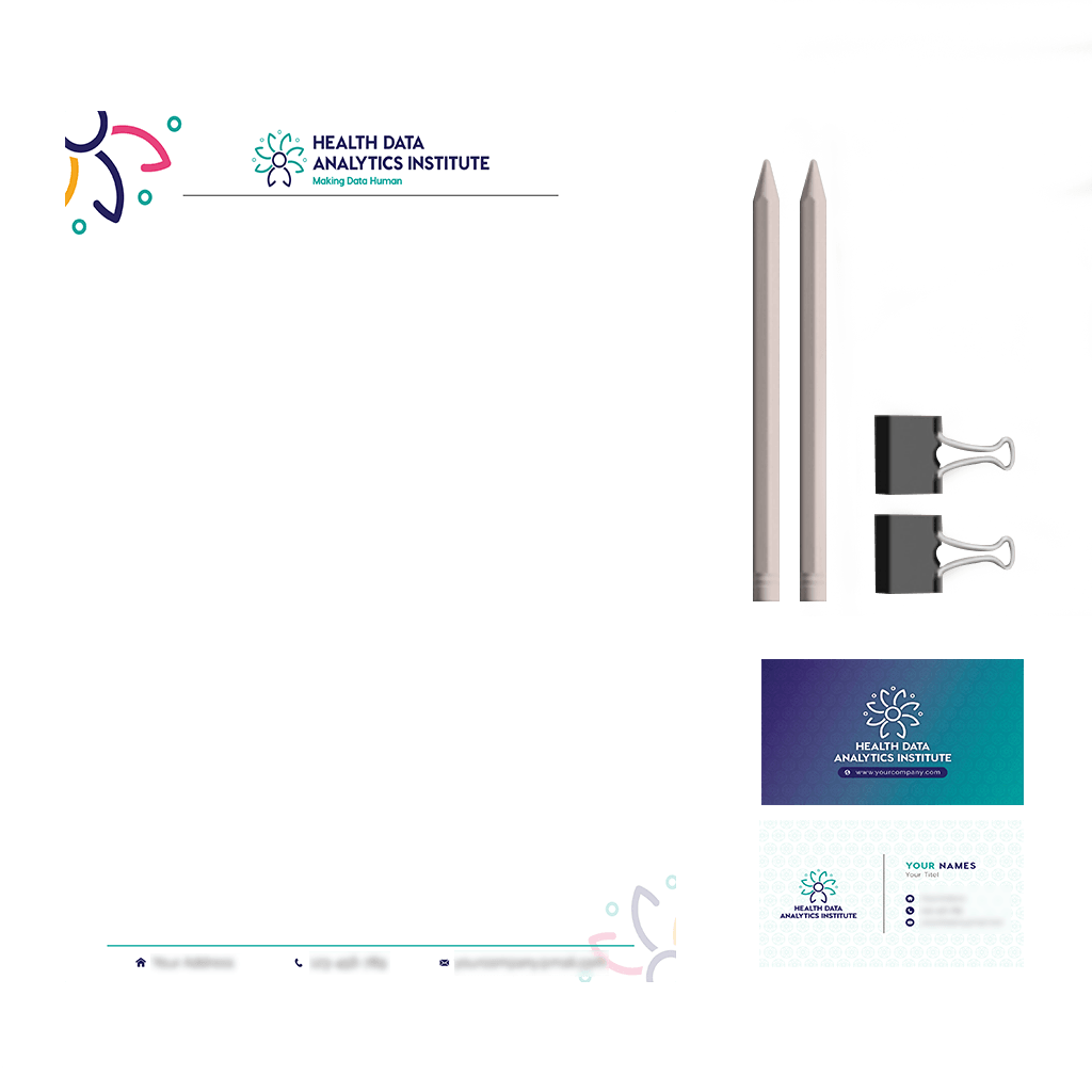 STATIONERY Designed by Sourish for James